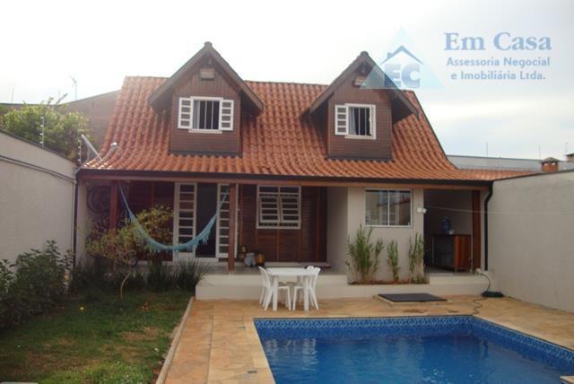 Casa  residencial à venda, Jardim Nova Itália, Limeira.