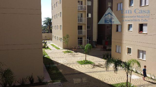 Apartamento residencial à venda, Jardim São Francisco, Piracicaba - AP0111.