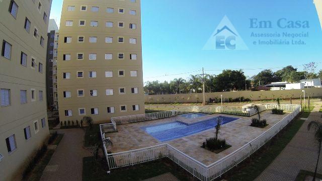 Apartamento  residencial à venda, Jardim São Francisco, Condomínio Doce Lar, Piracicaba.