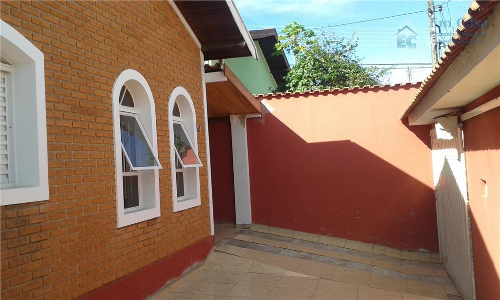 Casa residencial à venda, Jardim Alvorada, Limeira - CA0296.