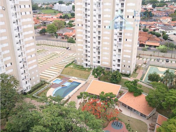 Apartamento residencial à venda, Morar Mais - Jardim Esmeralda, Limeira - AP0133.