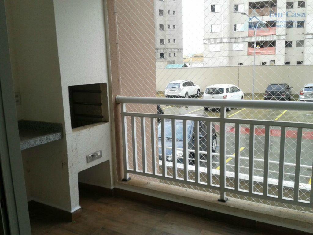 Apartamento residencial à venda, Vila São Luiz, Limeira - AP0135.