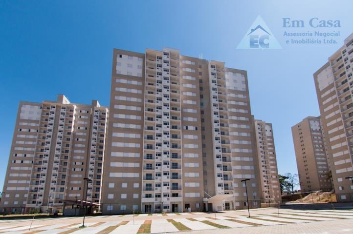 Apartamento  residencial à venda, Morar Mais, Limeira.