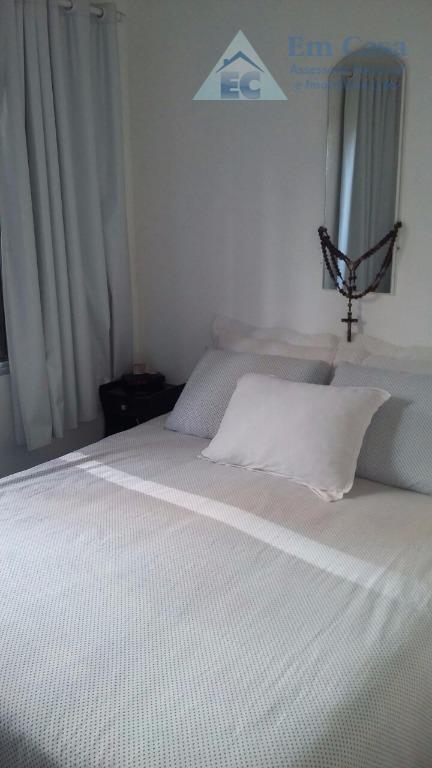 Apartamento residencial à venda, Residencial Alvorada, Limeira - AP0138.
