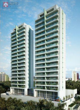 Apartamento 3 quartos |109,37m² |Caminho das Árvores