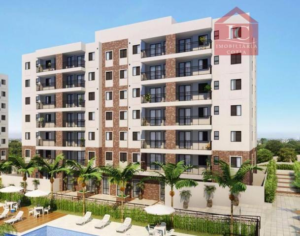 Ótimo apartamento, com ótimo condomínio em Granja Vianna!!