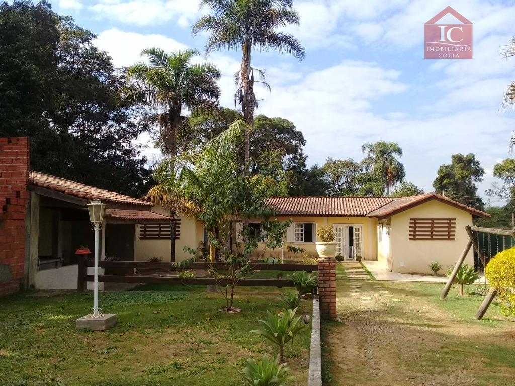 Casa residencial à venda, Jardim San Ressore (Caucaia do Alto), Cotia.