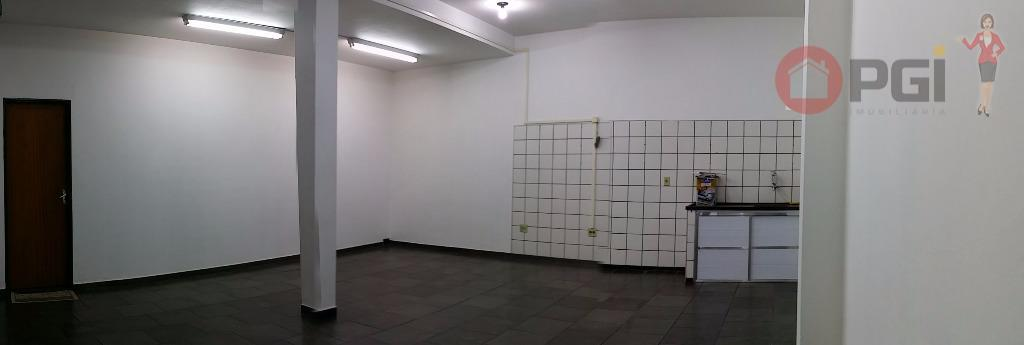Salão comercial para locação, Independência, Ribeirão Preto.