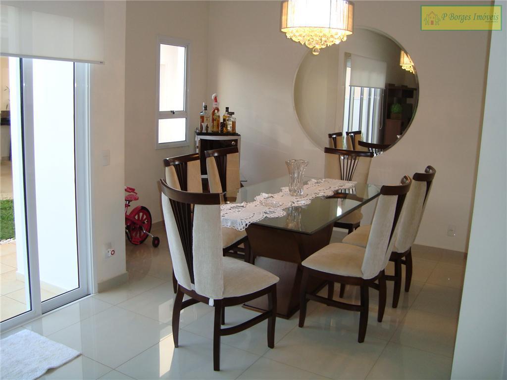 Casa  residencial à venda, 3 dormitórios, 1 suíte, Residencial Terras do Barão, Campinas.