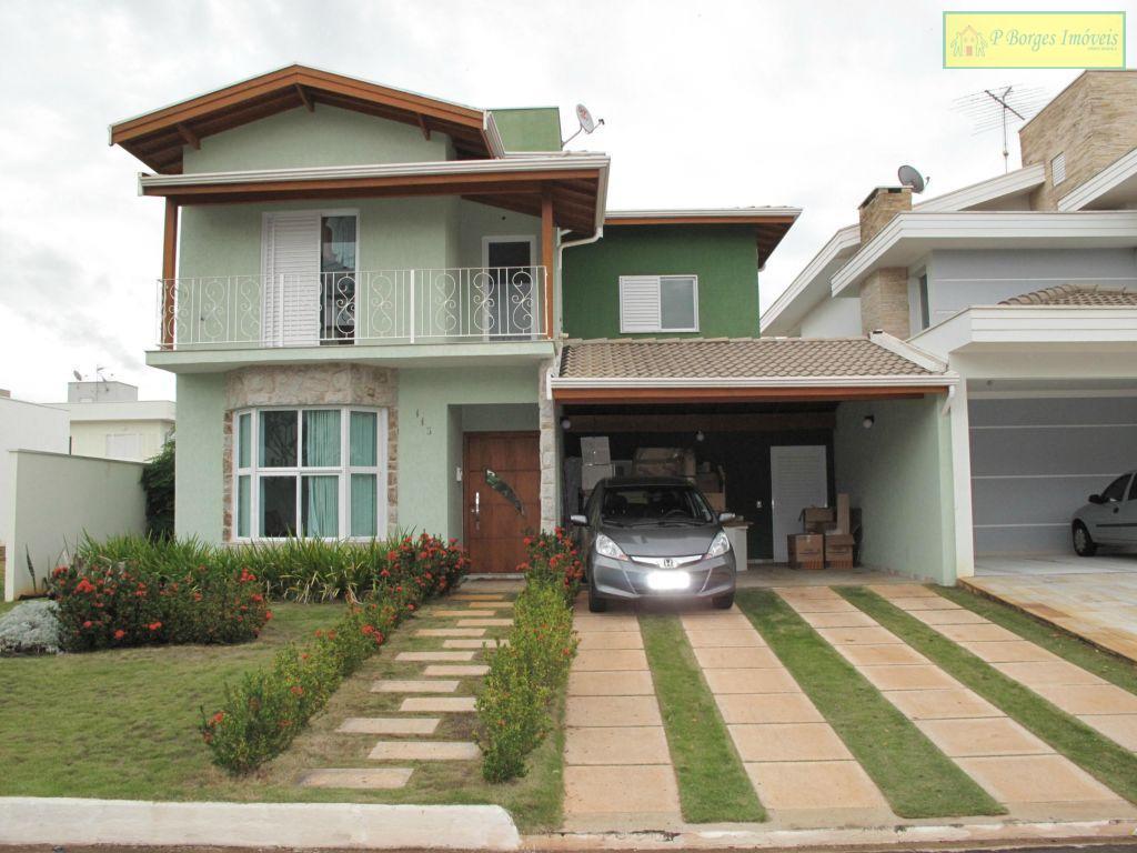 Sobrado à venda Condominio Green Ville, Betel - Paulínia