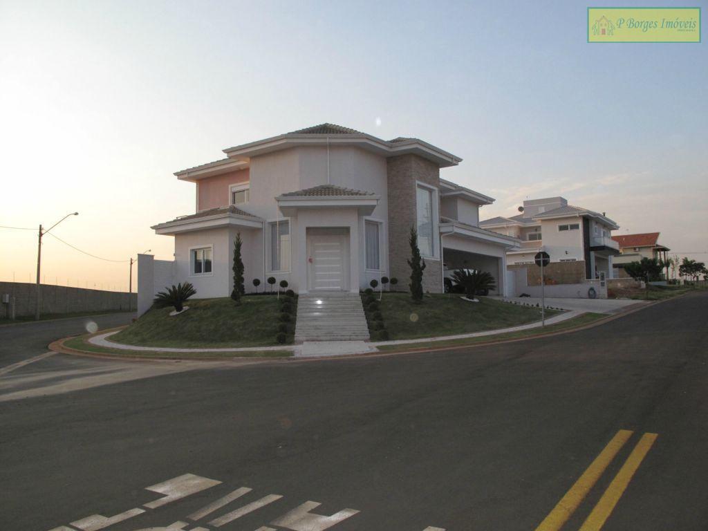 Sobrado  a venda  c/ 3 suites , Condomínio Terras do Cancioneiro - Paulínia.