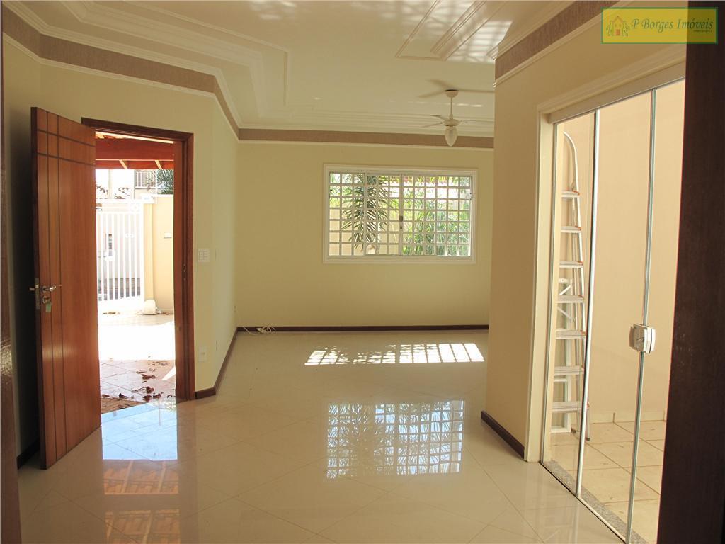 Ac.Terreno em Cond. - Casa térrea, 3 dormitórios / 1 suíte - Residencial Terras do Barão - Campinas