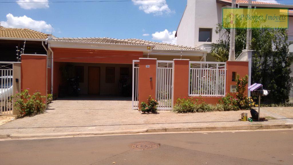 Casa  à venda, Residencial Terras do Barão - Campinas.