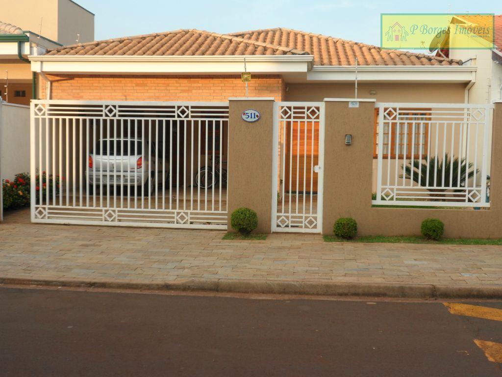 Casa à venda - Residencial Terras do Barão - Campinas