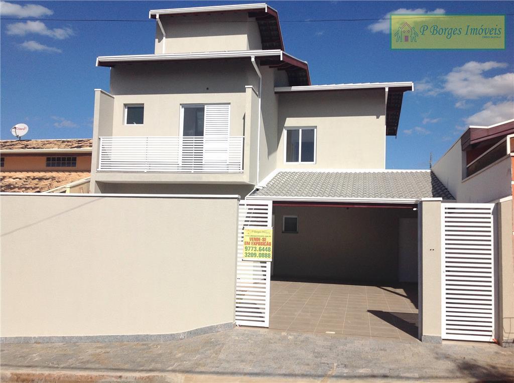 Sobrado à venda 3 dormitórios, 1suíte em Terras do Barão - Campinas