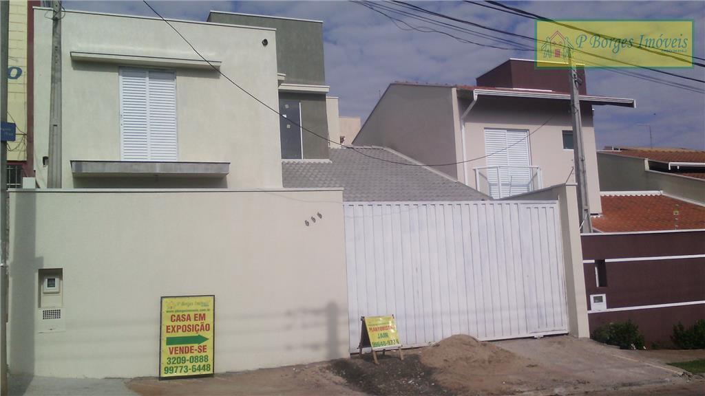 Casa  térrea 2 suítes - Terras do Barão - Campinas