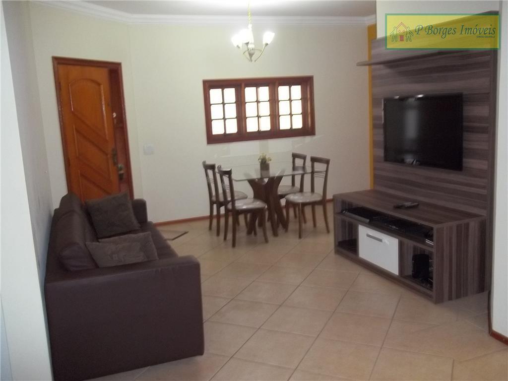 Casa 3 dormitórios, 1 suíte - Terras do Barão - Campinas