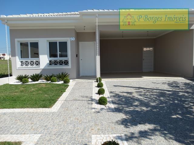 Oportunidade - Casa térrea em Condomínio Fechado - R$550.000,00 - 3 dormitórios, sendo 1 suite