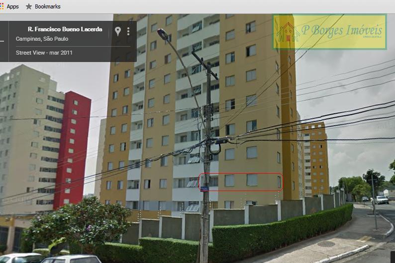 Apartamento à venda 3 dormitórios, Parque Itália, Campinas.