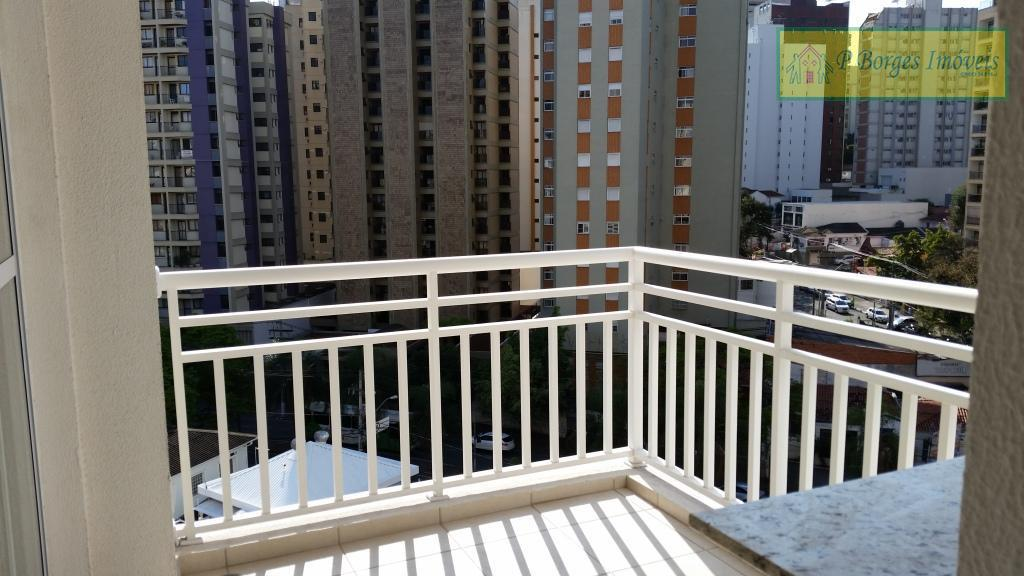 Apartamento à venda, 2 dormitórios sendo 1 suíte, Setin Home Life, Cambuí, Campinas.