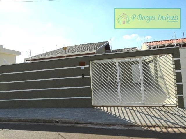 Casa 3 dormitórios - 1 suíte - Terras do Barão - Campinas