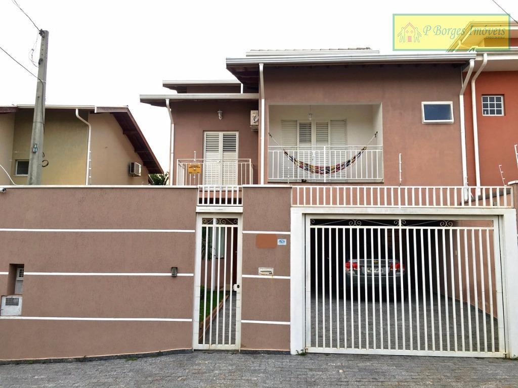 Casa 3 suites  + Escritório - Terras do Barão - Campinas
