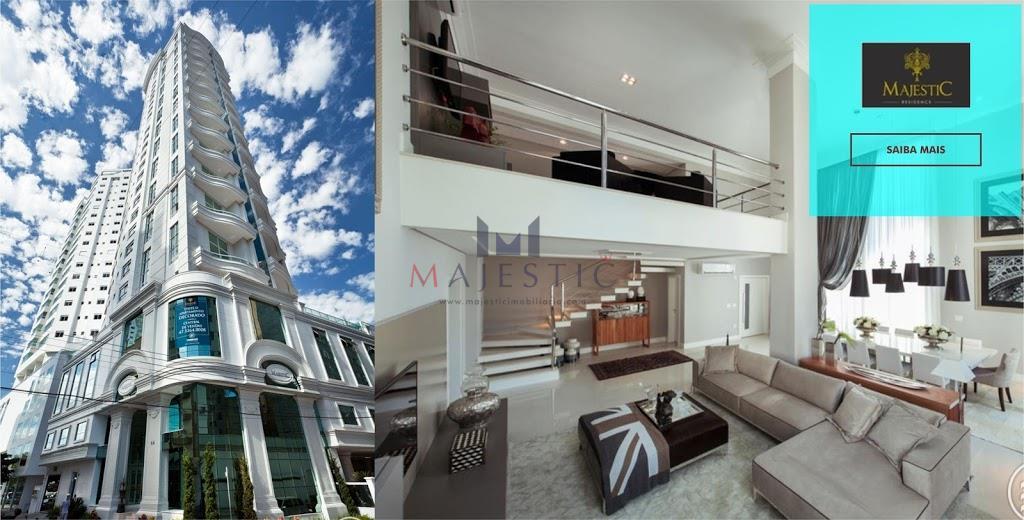 Apartamento residencial à venda, Quadra Mar, Balneário Camboriú.