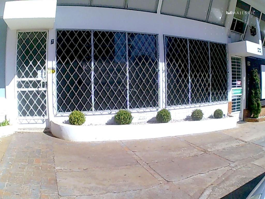 Sala comercial para locação, Centro, Cascavel.