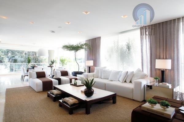 Apartamento residencial, 219m² 4 Suites,à venda, Campo Belo, São Paulo.