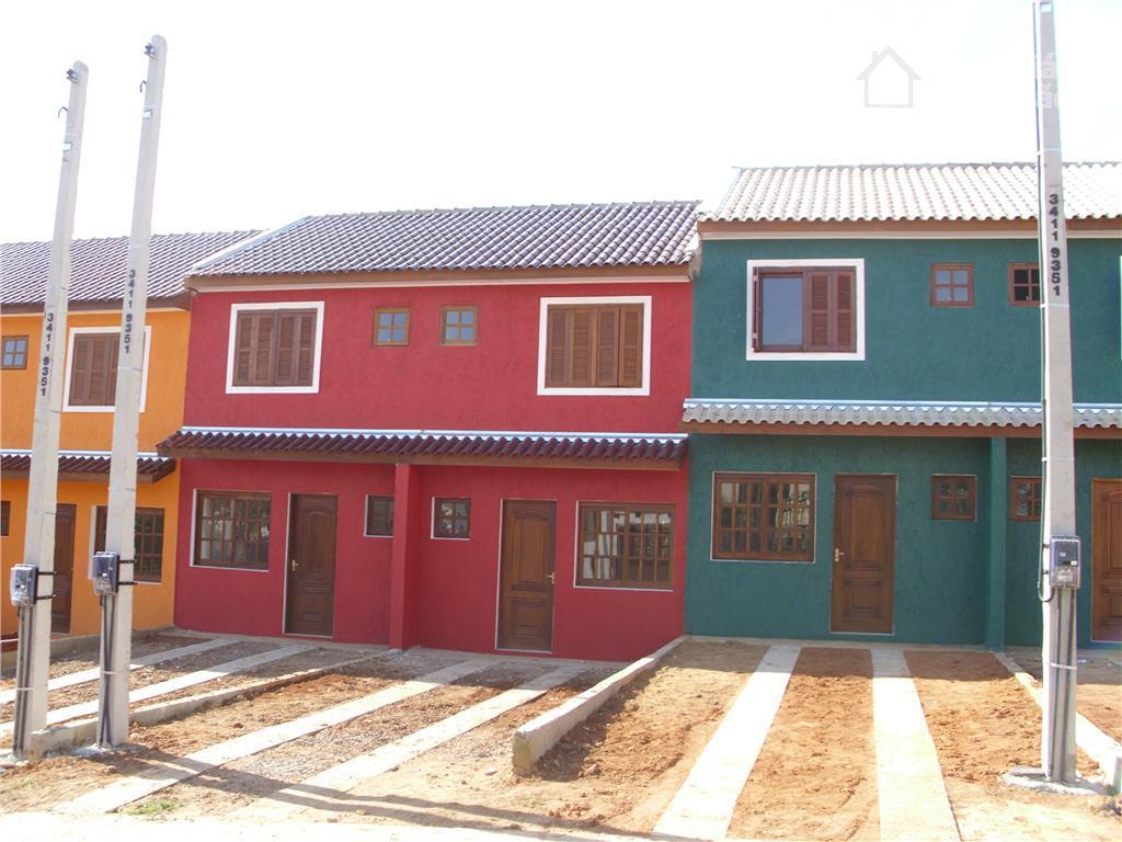 Sobrado residencial à venda, São Tomé, Viamão.