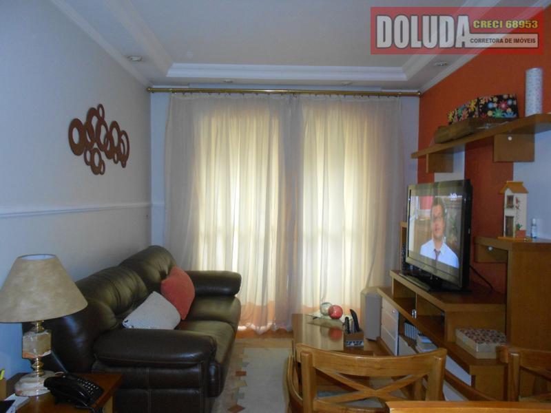 03 dorms - Apartamento no Campo Limpo - Horto do Ypê