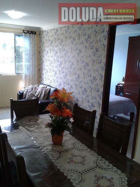 R$ 270.000,00 - 02 dorms - Apartamento à venda, Jardim Leônidas Moreira, São Paulo.