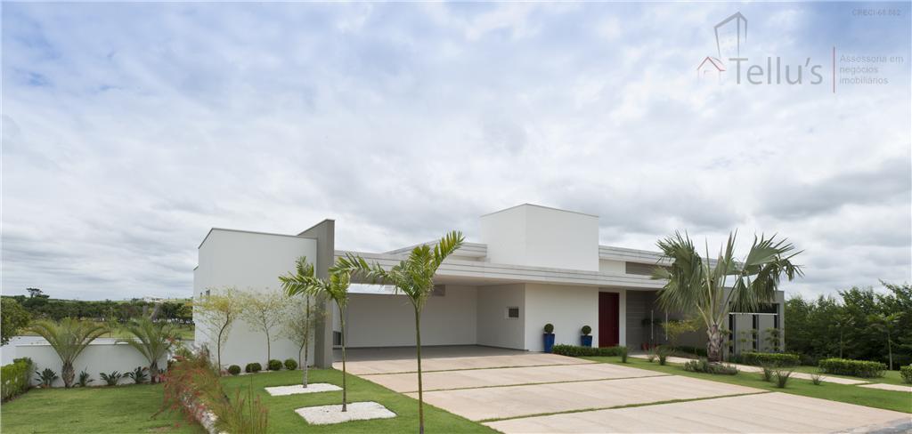 Magnifica casa térrea, Residencial Fazenda Alvorada