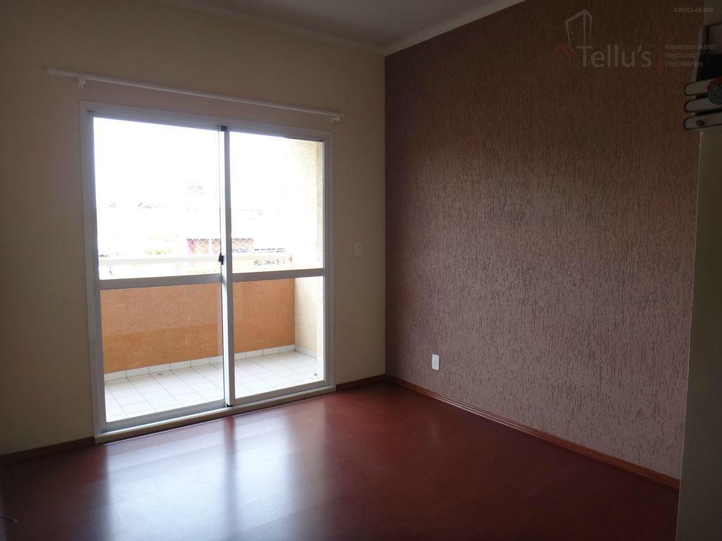 Apartamento Sorocaba 3 dormitórios (1 suíte), excelente localização.