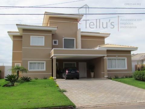 Excelente Casa  residencial à venda estuda troca por imóveis em outros condomínios, Parque Reserva Fazenda Imperial, Sorocaba.