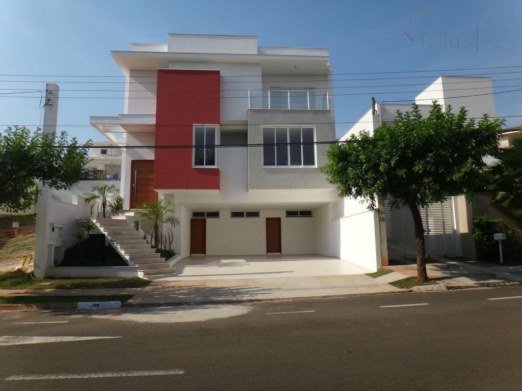 Sobrado alto padrão à venda, Condomínio Lago da Boa Vista,4 suítes,Sorocaba.