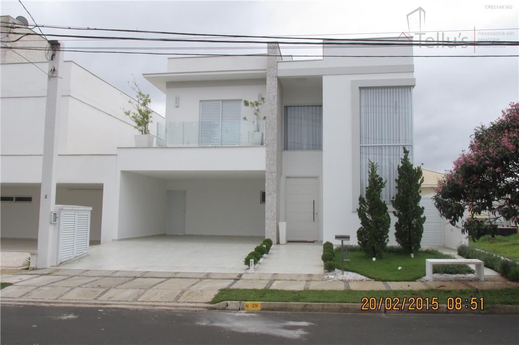 Casa  residencial à venda, Condomínio Mont Blanc, Sorocaba.