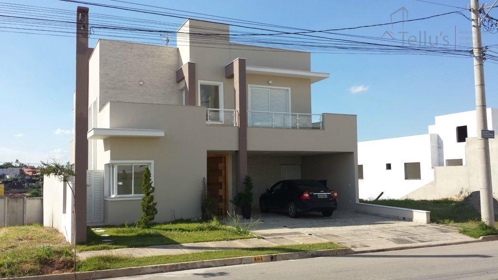 Excelente  Casa  residencial à venda, Condomínio Colinas do Sol, Sorocaba.