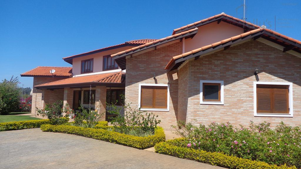 Imóvel Alto Padrão 4 suítes, totalmente mobiliado à venda, Condomínio City Castelo, Itu.