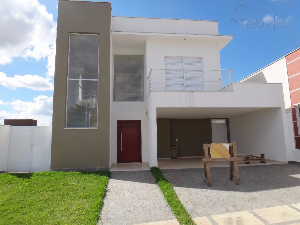 Excelente Sobrado 3 suítes e piscina, Condomínio Colinas do Sol, Sorocaba.