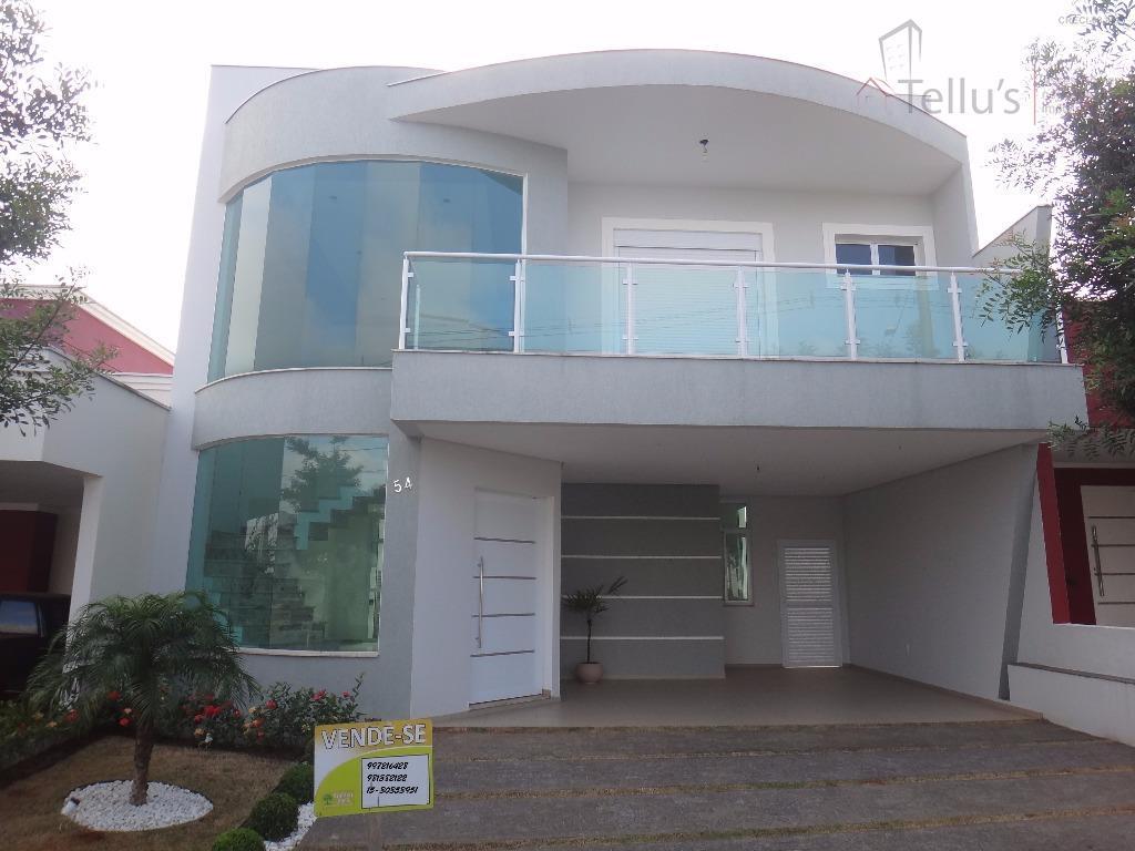 Lindo Sobradol à venda, Jardim Golden Park Residencial, Sorocaba