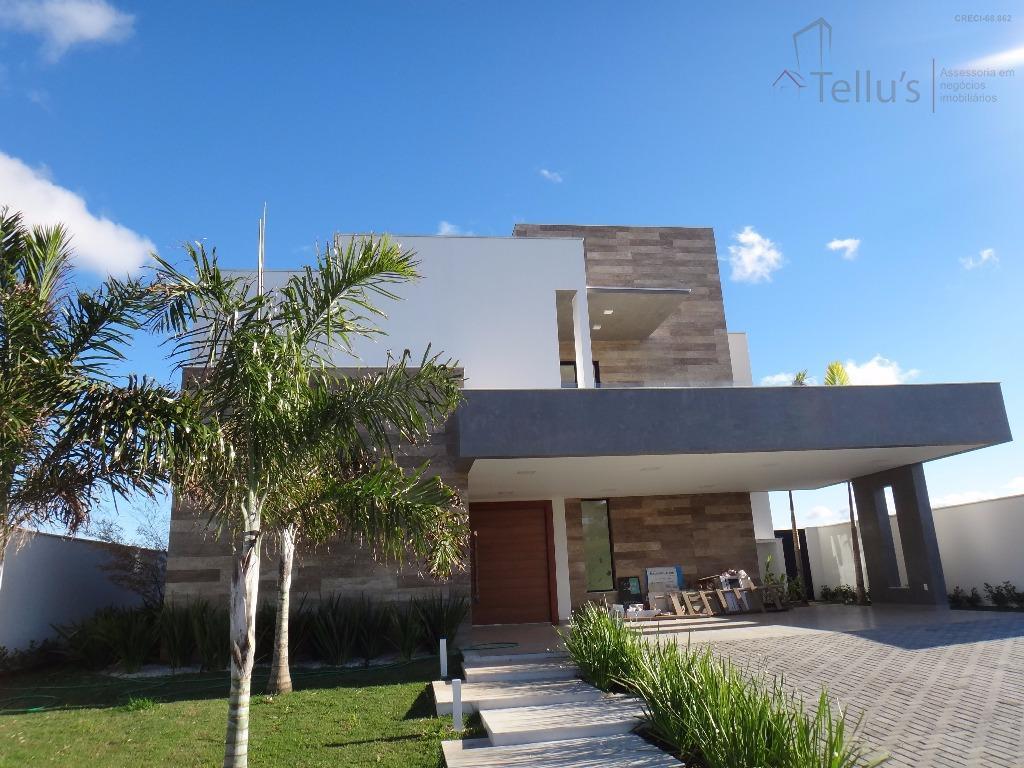 Sobrado  residencial alto padrão (com elevador)à venda, Alphaville Nova Esplanada II, Sorocaba