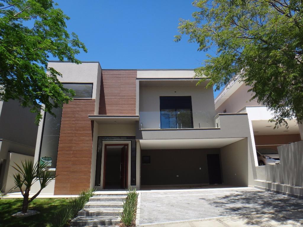 ExcelenteCasa residencial 4 suítes e piscina à venda, Condomínio Mont Blanc, Sorocaba /SP
