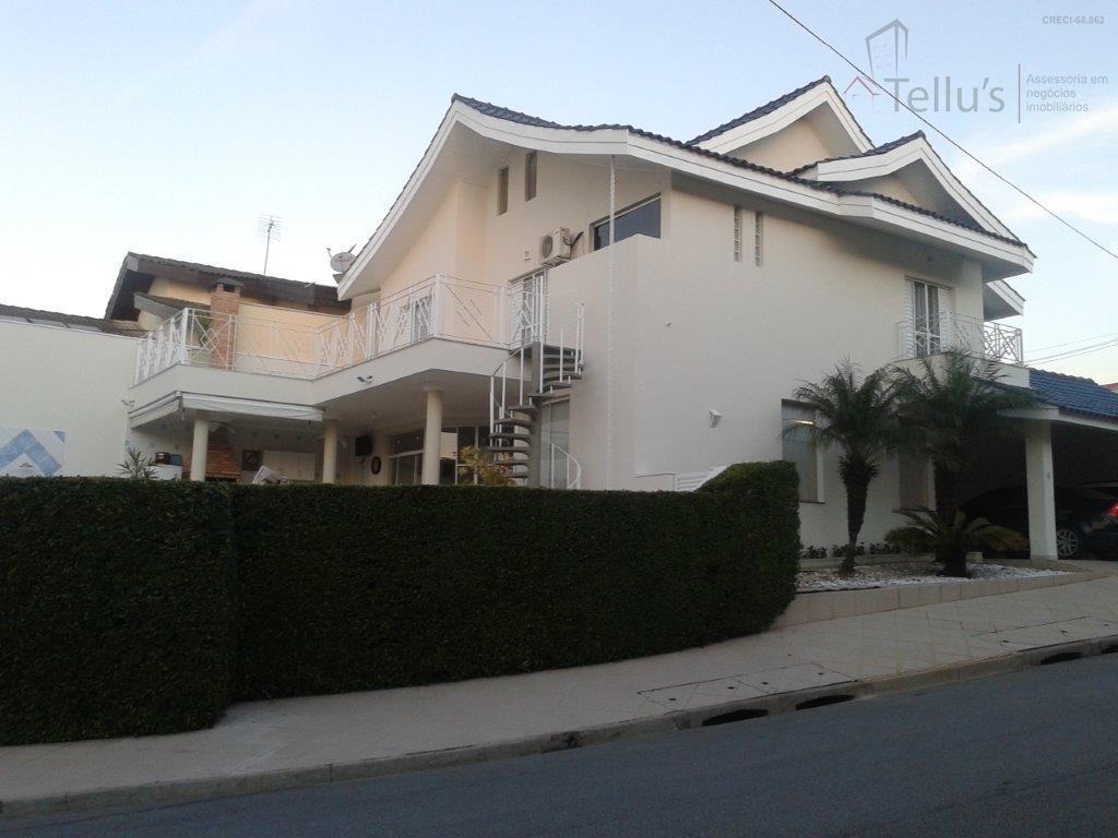 Excelente Sobrado de esquina à venda, Condomínio Granja Olga, Sorocaba.
