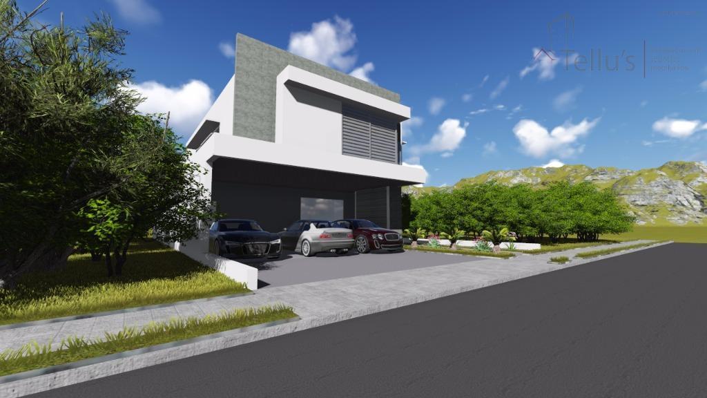 Excelente Sobrado 5 suítes e piscina à venda, Condomínio Giverny, Sorocaba.