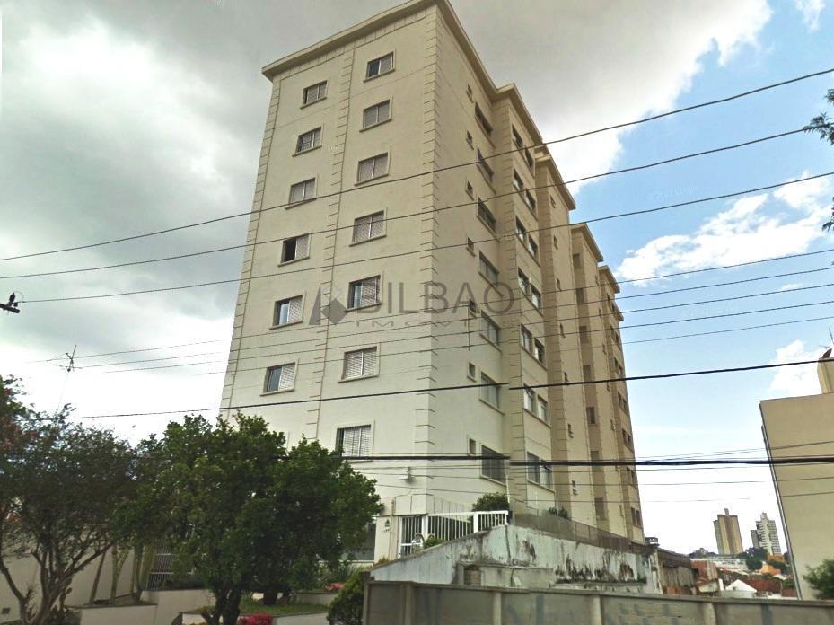 Apartamento residencial para locação, Vila Itapura, Campinas - AP0171.