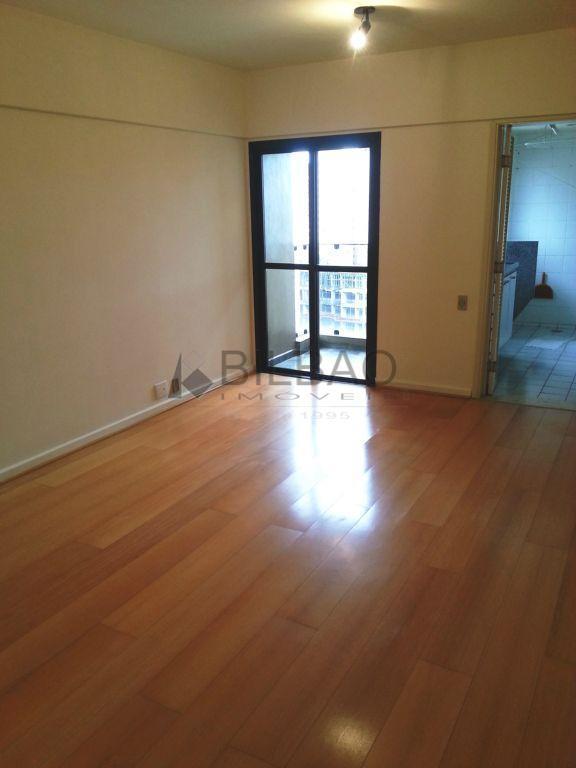 apto. 1 dormitório diferenciado, armários embutidos, cozinha planejada, lavabo, duas sacadas, piso laminado madeira e garagem....