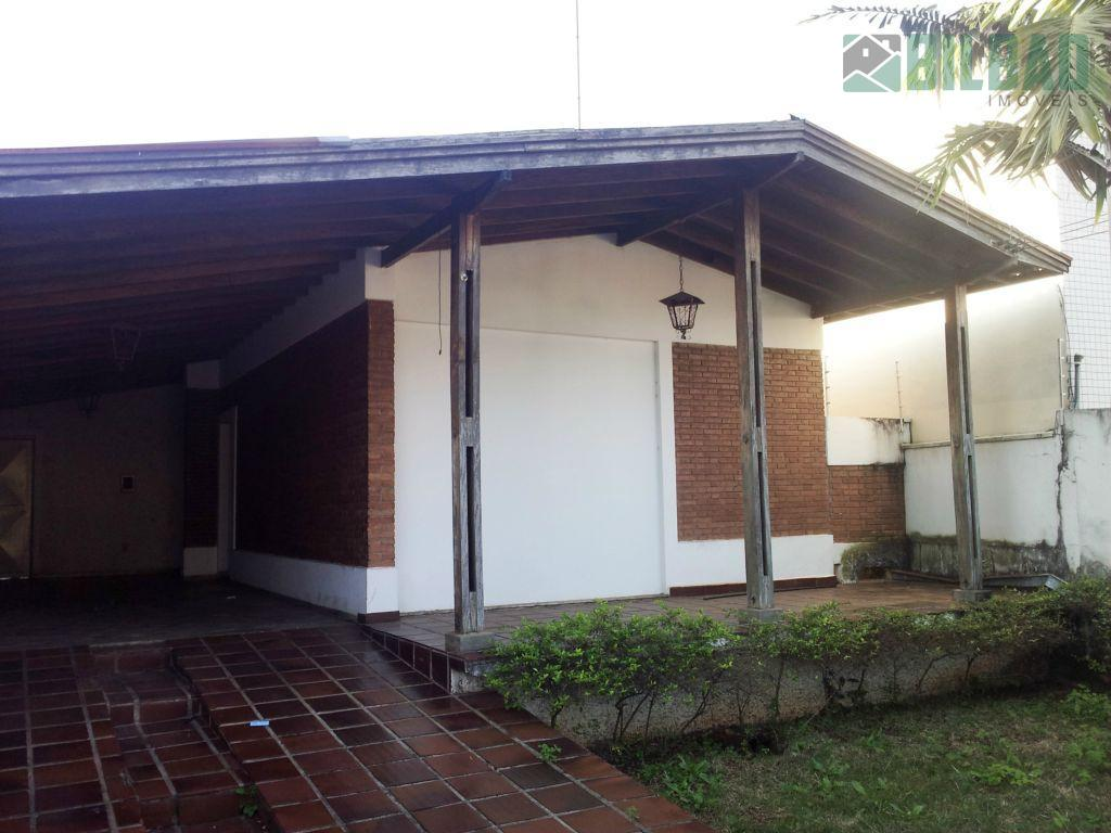 Casa comercial para locação, Bonfim, Campinas.