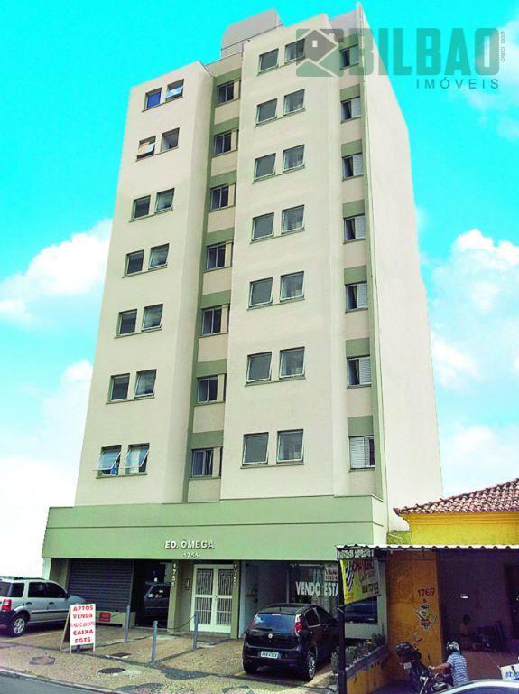 Apartamento residencial para venda e locação, Centro, Campinas - AP0003.