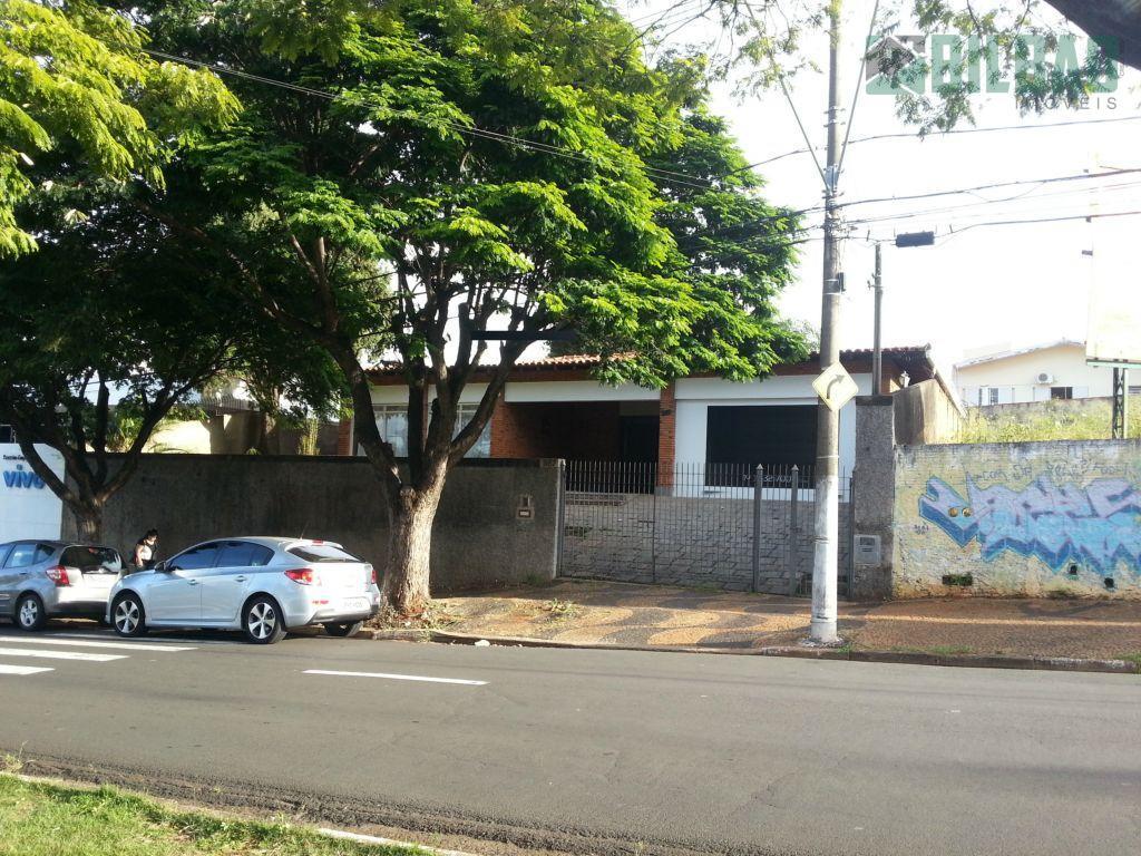 Casa  comercial para locação, Taquaral, Campinas.